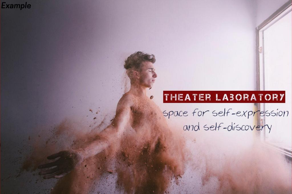 THEATER LABORATORY PROJECT