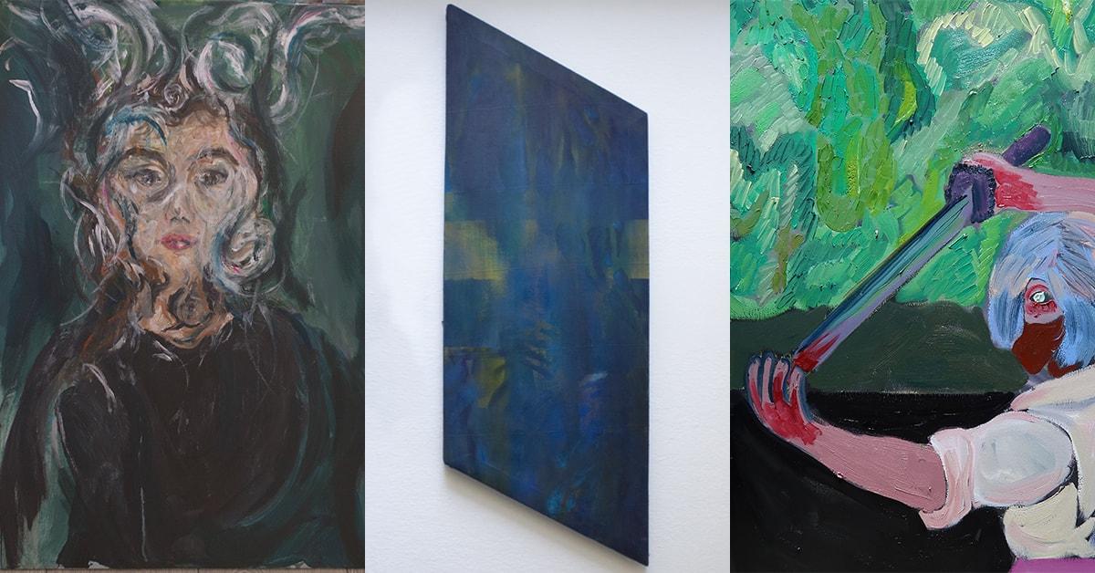 MARK Art Gallery: Begegnung mit der Konkretion